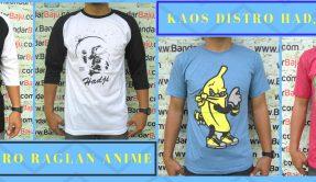 Distributor Kaos Distro Anime Dewasa Murah Bandung