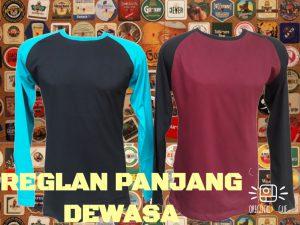 Grosir Baju Distro Cimahi Murah Sentra Grosir Kaos Reglan Panjang Dewasa Murah Bandung