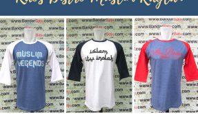 Grosir Baju Distro Cimahi Murah Distributor Kaos Distro Hadjie Islami Pria Dewasa Murah Bandung 25Ribu