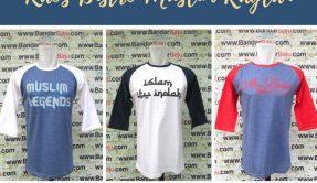 Grosir Baju Distro Cimahi Murah Produsen Kaos Distro Hadjie Muslim Dewasa Murah 32Ribu
