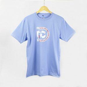 Grosir Baju Distro Cimahi Murah kaos distro dujati biru light